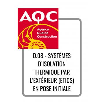 D.08 - SYSTÈMES D'ISOLATION...