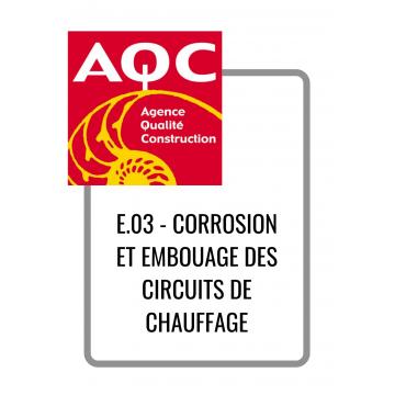 E.03 - CORROSION ET...