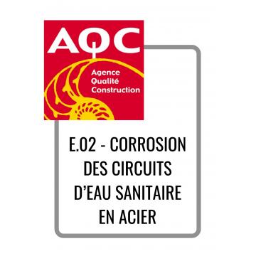 E.02 - CORROSION DES...