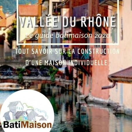 Guide BatiMaison de la région Vallée du Rhône